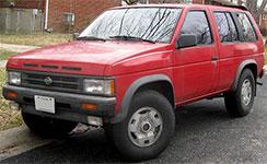 1st-Gen-Nissan-Pathfinder