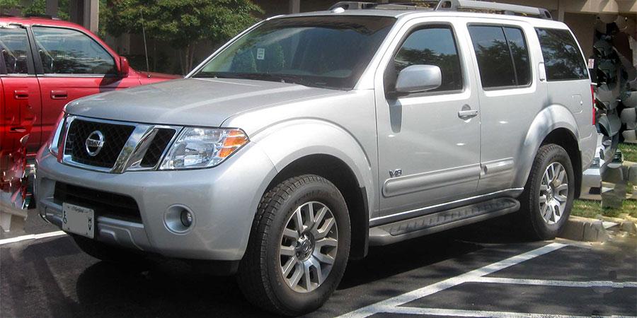 Used Nissan Pathfinder Gen 3