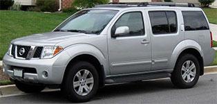3rd-Gen-Nissan-Pathfinder