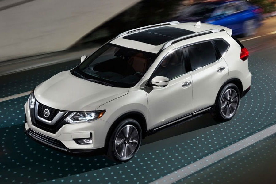 2019 Nissan Rogue Safety Tech