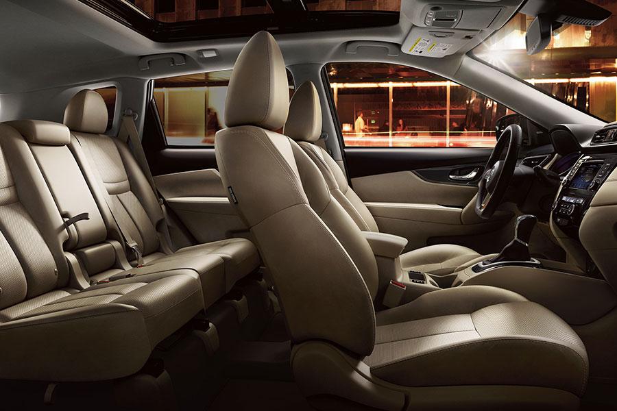 2020 Nissan Rogue Interior