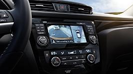 2017 Nissan Rogue Sport Around View Monitor