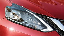 2017 Nissan Sentra Smart Headlights