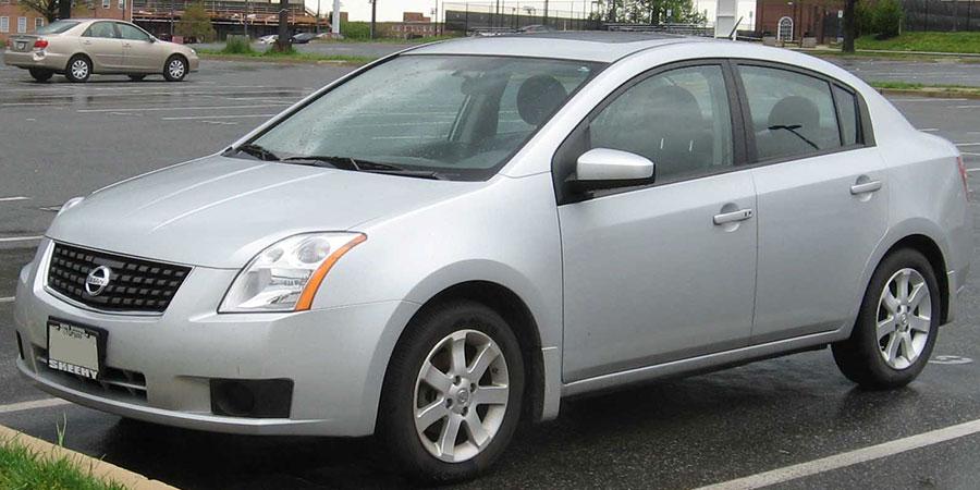 Used Nissan Sentra Gen 6