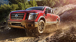 2017 Nissan Titan Off-Road Swagger