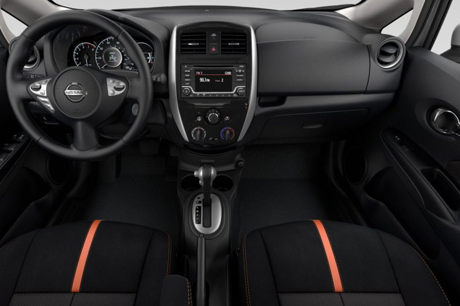 2018 Nissan Versa Note Tech