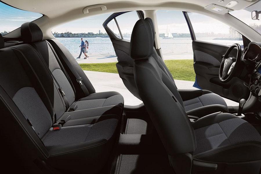 2019 Nissan Versa Interior