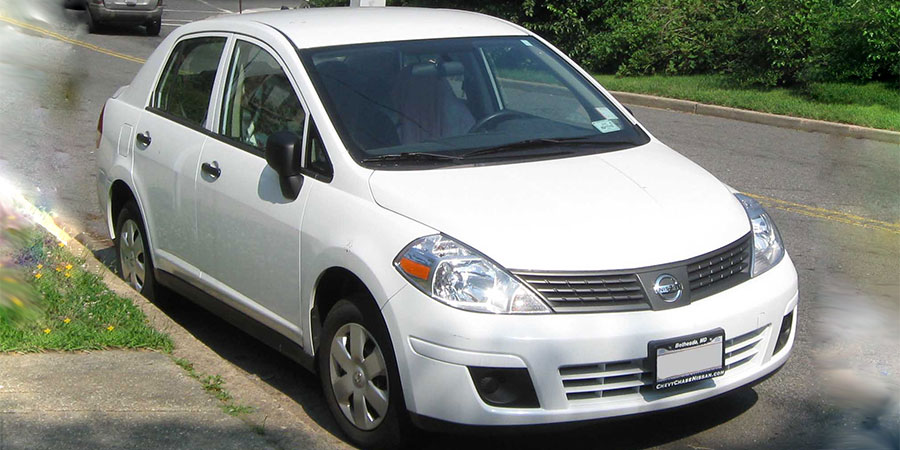 Used Nissan Versa Gen 1
