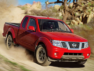 The 2017 Nissan Frontier Comes With Either A 4.0 Liter V 6 Or A 2.5 Liter  Inline Four, Which Develop 261 And 152 Horsepower Respectively.
