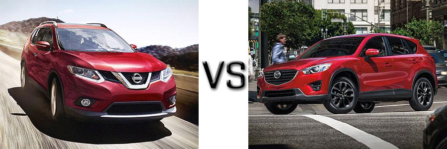 2016 Nissan Rogue vs Hyundai Morano