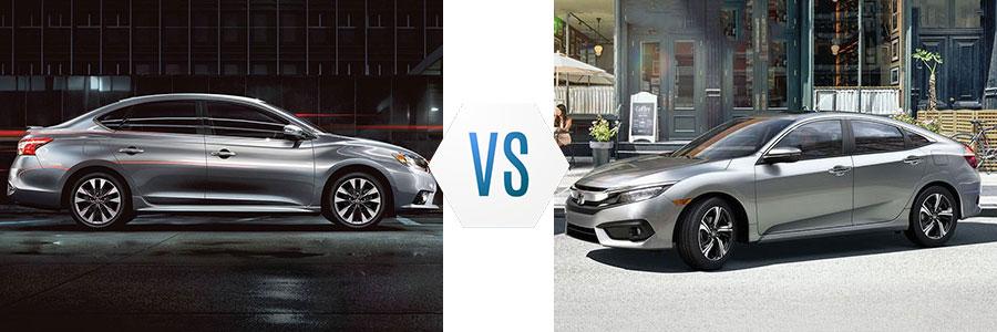2017 Nissan Sentra vs Hyundai Elantra