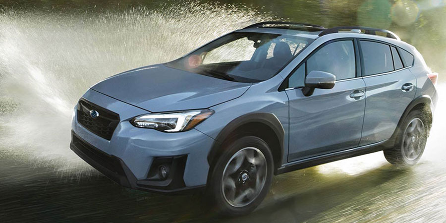 Used Subaru Crosstrek Gen 5