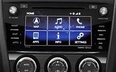 2016 Subaru Forester Starlink Technology