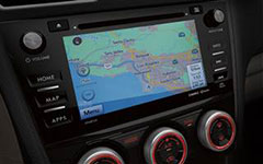 2016 Subaru Forester Voice-Activated GPS Navigation