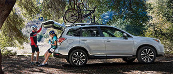 2017 Subaru Forester Power Rear Gate