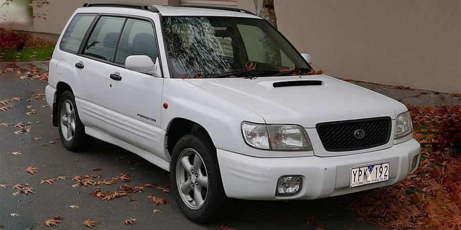 Used Subaru Forester Gen 1