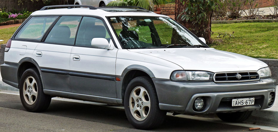 Used Subaru Outback First Generation