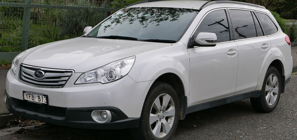 Used Subaru Outback Fourth Generation