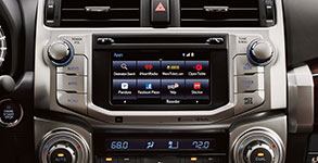2016 Toyota 4Runner Entune App Suite