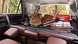 2016 Toyota 4Runner Interior Utility
