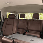 2016 Toyota 4Runner Third-Row Seating