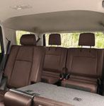 2016 Toyota 4Runner Third-Row Seating