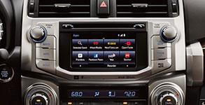 2017 Toyota 4Runner Entune Premium Audio