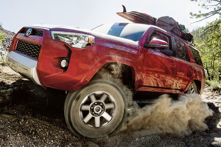 2019 Toyota 4Runner Off Road