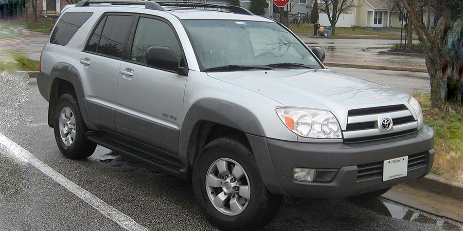 Used Toyota 4Runner Fourth Generation