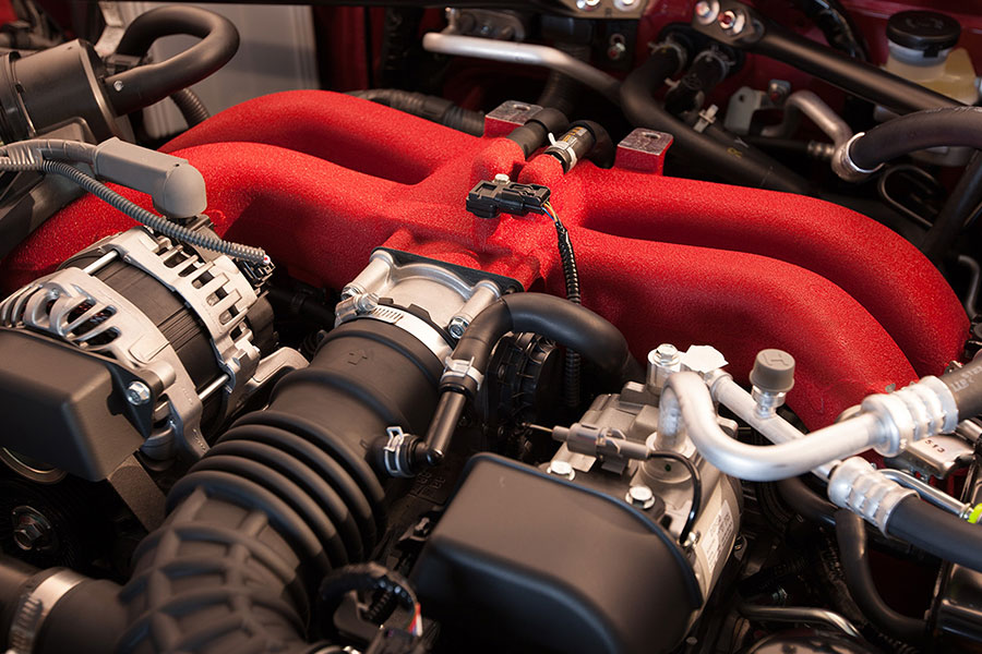 2020 Toyota 86 Engine