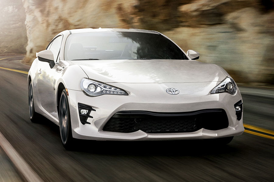 2020 Toyota 86 Front