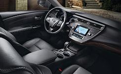 2016 Toyota Avalon Chic Interior Style