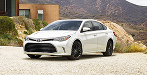 2016 Toyota Avalon Newly Redesigned Exterior