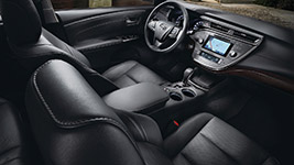 2018 Toyota Avalon Leather Interior