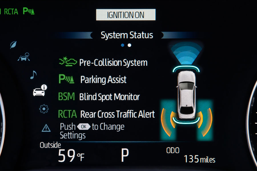 2020 Toyota Avalon Safety