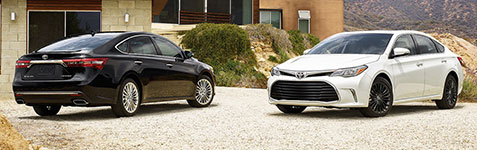 2017 Toyota Avalon Hybrid Aggressive Exterior Styling