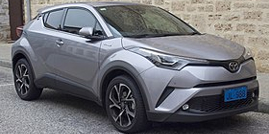 Used Toyota C-HR First Generation