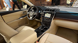 2016 Toyota Camry Refined Comfort