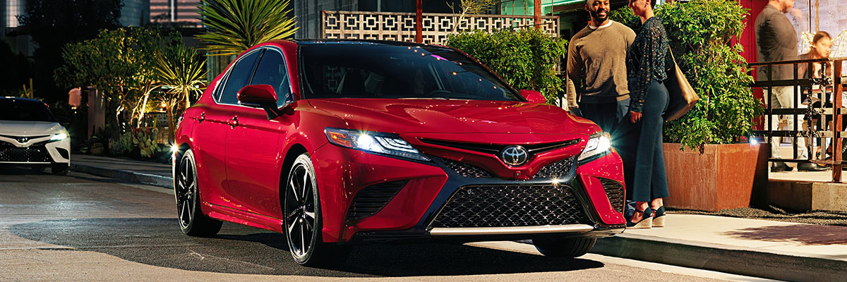 2019 Toyota Camry Fuel