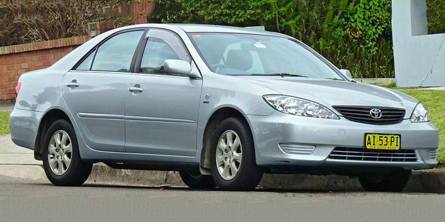 Used Toyota Camry Gen 7