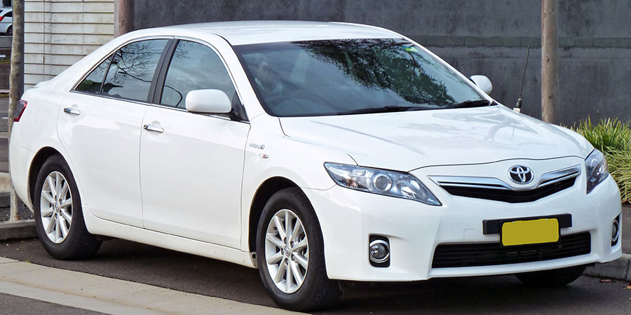 Used Toyota Camry Gen 8