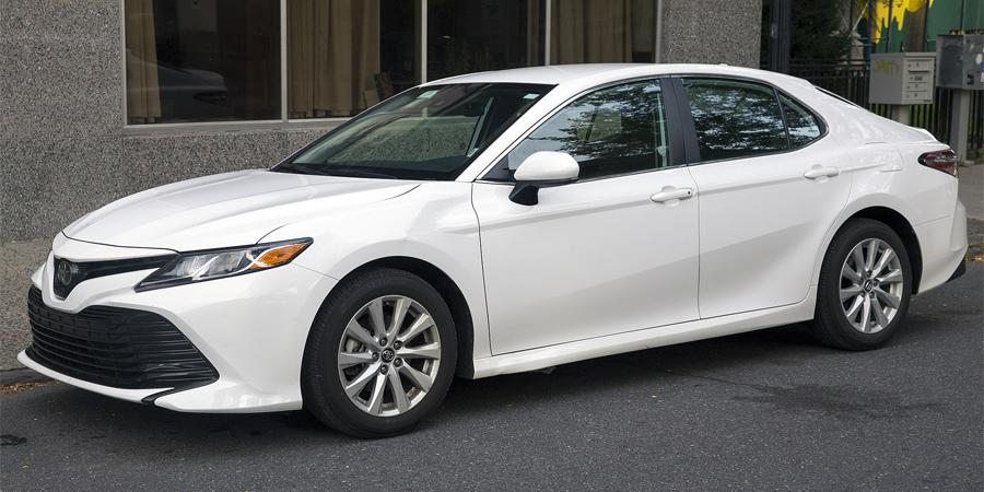 Used Toyota Camry Ninth Generation