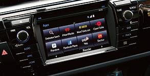 2016 Toyota Corolla Entune Premium Audio