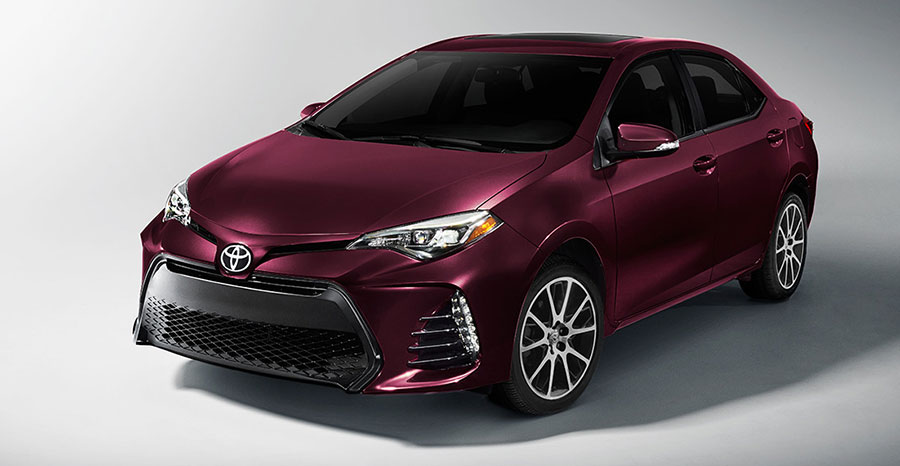 Corolla 50th Anniversary Special Edition