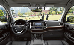 2016 Toyota Highlander Versatile Cabin