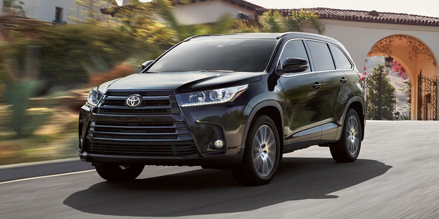 Used Toyota Highlander Third Generation