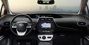 2016 Toyota Prius Futuristic Design