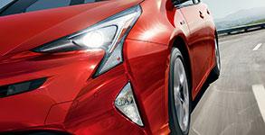 2017 Toyota Prius Stylish LEDs