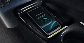 2017 Toyota Prius Wireless Charging