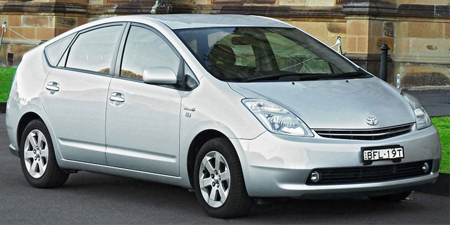 Used Toyota Prius Gen 2